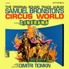 Circus World - Original Soundtrack, Dimitri Tiomkin OST LP/CD