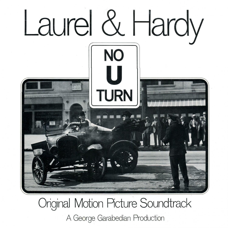No U Turn - Original Soundtrack, Laurel & Hardy OST LP/CD