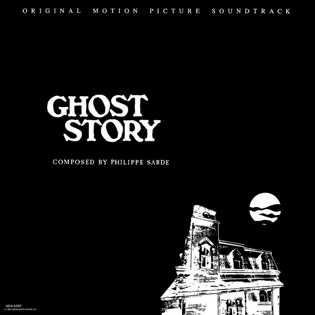 Ghost Story - Original Soundtrack, Philippe Sarde OST LP/CD