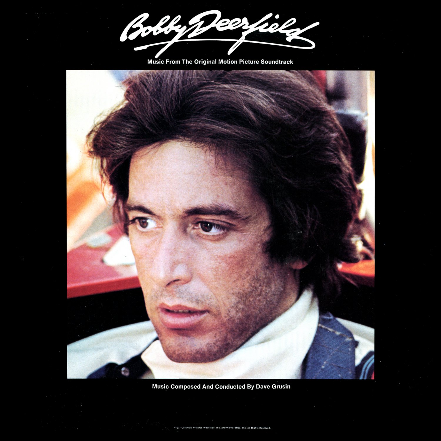 Bobby Deerfield - Original Soundtrack, Dave Grusin OST LP/CD