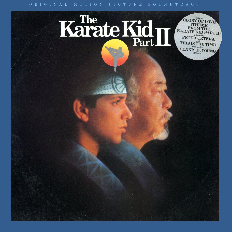 Bill Conti - The Karate Kid: I · II · III · IV (Original Motion Picture Scores)