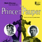 The Prince And The Pauper - Walt Disney Story Soundtrack LP/CD