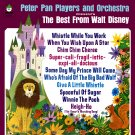 The Best From Walt Disney - Peter Pan Players and Orchestra, Music Collection LP/CD
