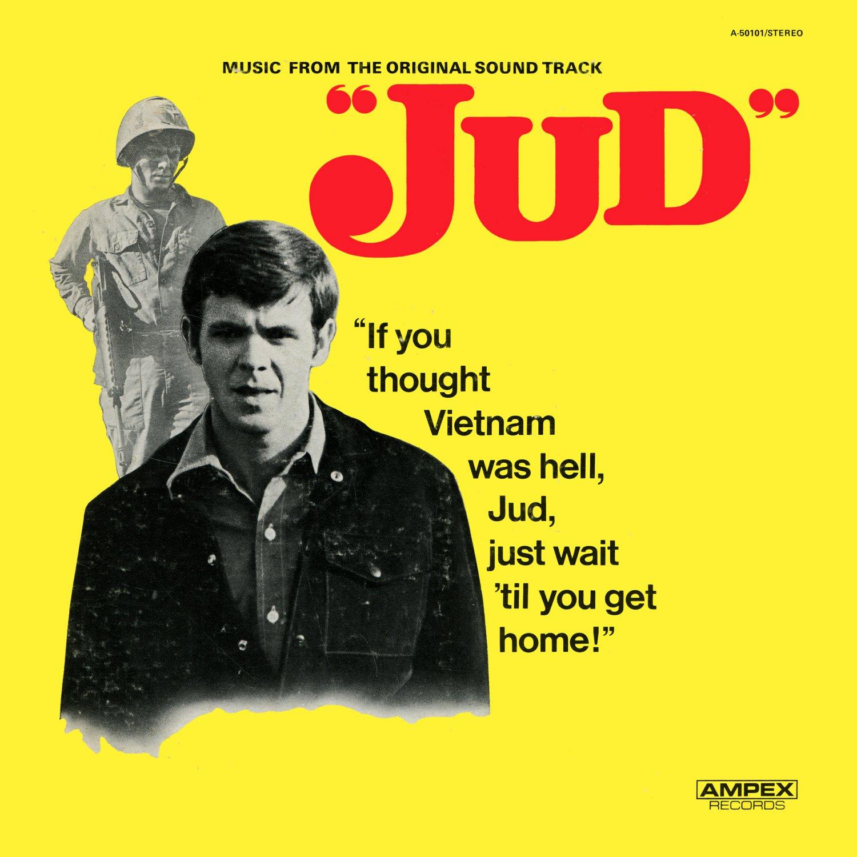 Jud - Original Soundtrack, Stu Phillips OST LP/CD