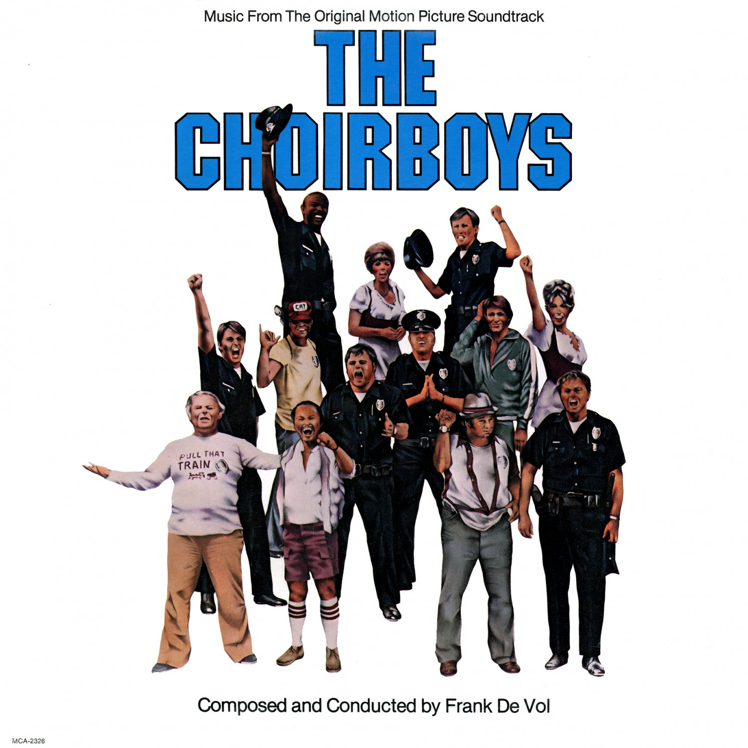 The Choirboys - Original Soundtrack, Frank De Vol OST LP/CD