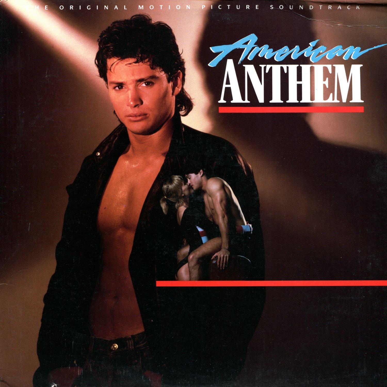 American Anthem Original Soundtrack Alan Silvestri Ost