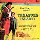 Treasure Island - Walt Disney Story Soundtrack, Dal McKennon LP/CD