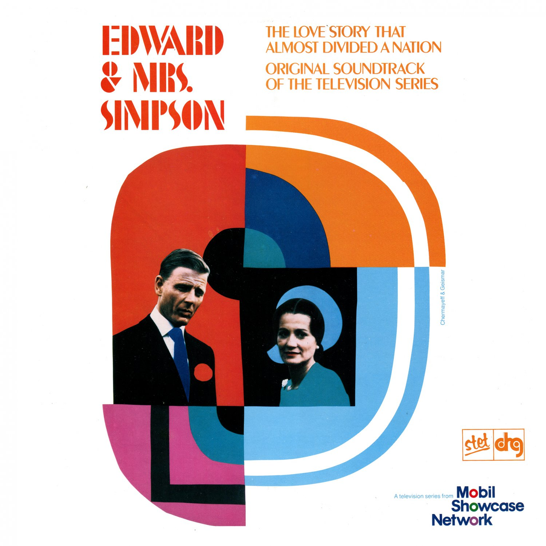 Edward & Mrs. Simpson - Original TV Soundtrack, Ron Grainer OST LP/CD and