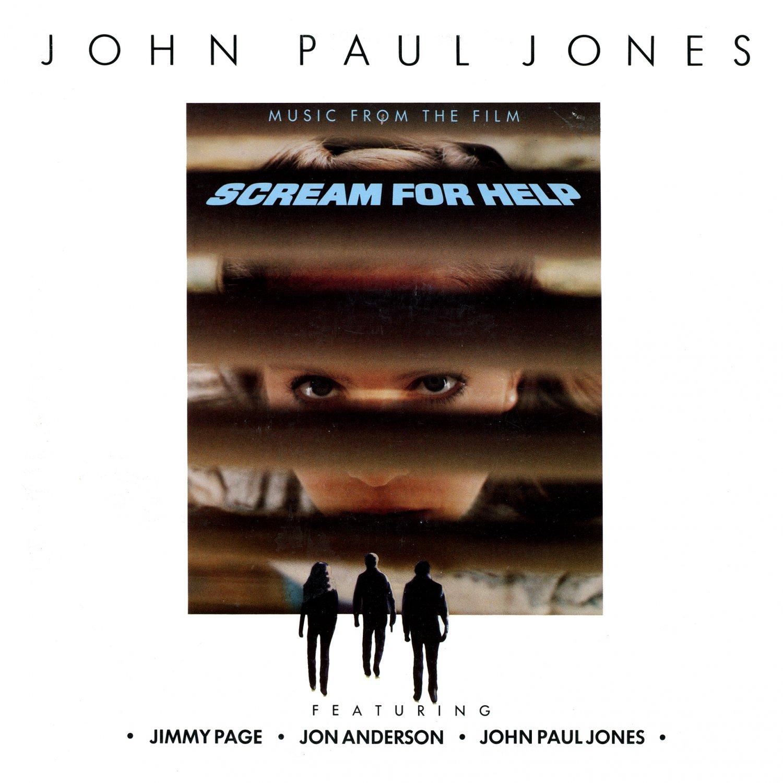 Scream For Help - Original Soundtrack, John Paul Jones (Led Zeppelin) OST LP/CD