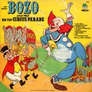 Bozo And The Big Top Circus Parade - Peter Pan Song Collection, Larry Harmon LP/CD
