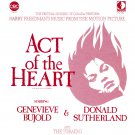 Act Of The Heart (1970) - Original Soundtrack, Harry Freedman OST LP/CD