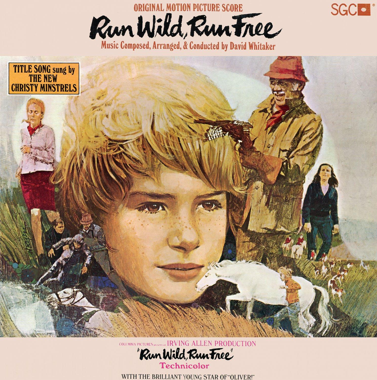 Run Wild, Run Free - Original Soundtrack, David Whitaker OST LP/CD
