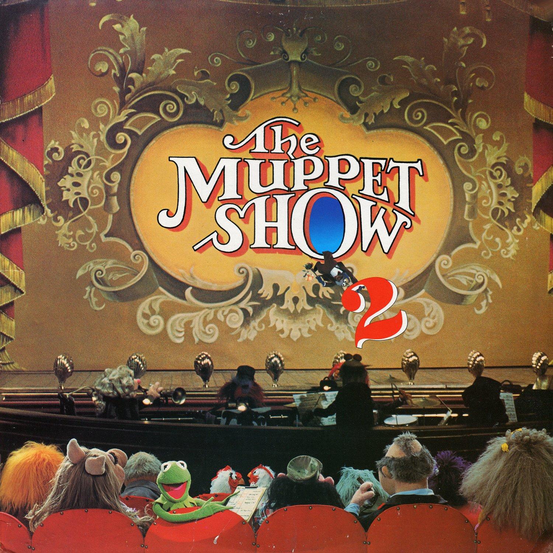 The Muppet Show 2 - Original TV Soundtrack, Jim Henson OST LP/CD