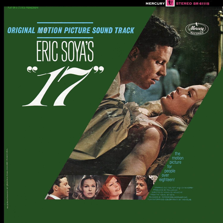 "Eric Soya's ""17"" - Original Soundtrack, Ole Hoyer OST LP/CD"