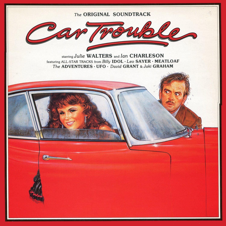 Car Trouble (1986) - Original Soundtrack, The Adventures OST LP/CD