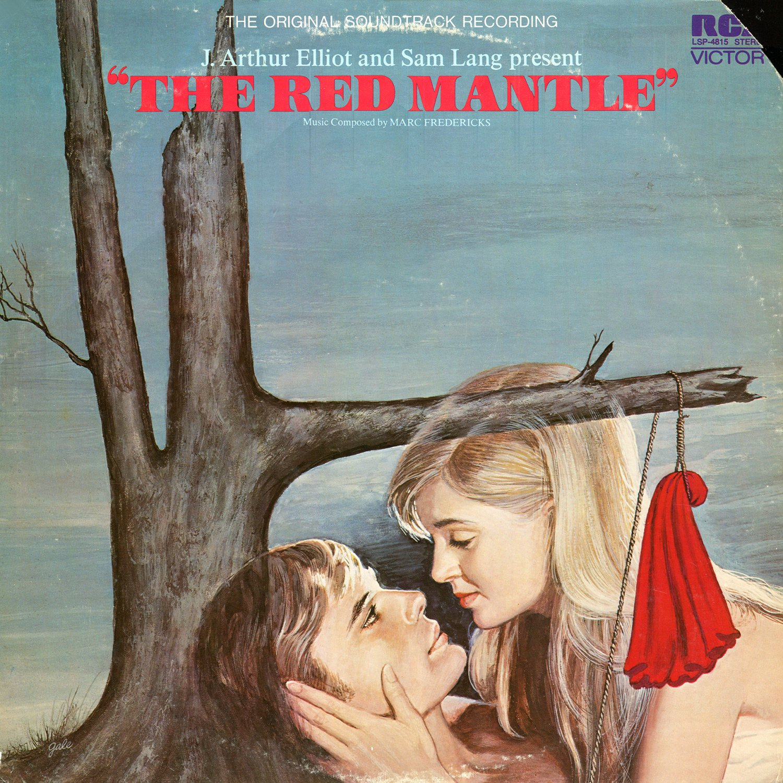 The Red Mantle - Original Soundtrack, Marc Fredericks OST LP/CD