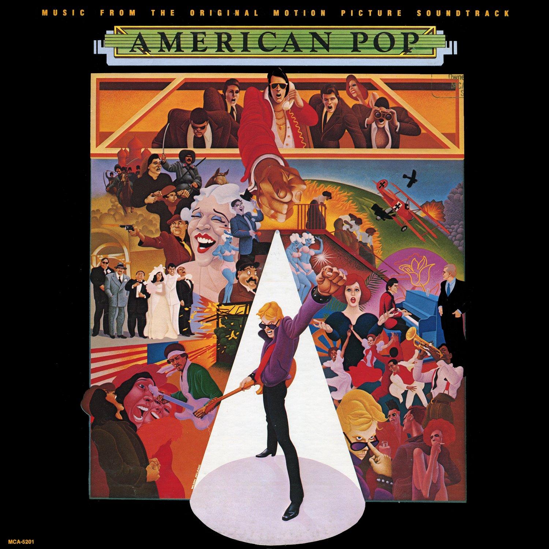 American Pop - Original Soundtrack, Pat Benatar OST LP/CD