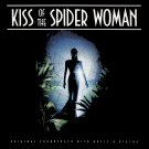 Kiss Of The Spider Woman (1985) - Original Soundtrack, John Neschling/Wally Badarou OST LP/CD