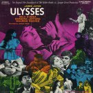 James Joyce's Ulysses (1967) - Original Film Soundtrack, Milo O'Shea LP/CD