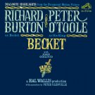 Becket - Dialogue Highlights Soundtrack, Laurence Rosenthal OST LP/CD