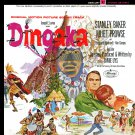 Dingaka (1965) - Original Soundtrack, Bertha Egnos & Eddie Domingo OST LP/CD