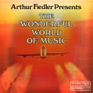The Wonderful World Of Music - Reader's Digest Collection, Arthur Fiedler 10 Disc Set LP/CD