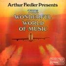 The Wonderful World Of Music - Reader's Digest Collection, Arthur Fiedler 10 Disc Set LP/CD