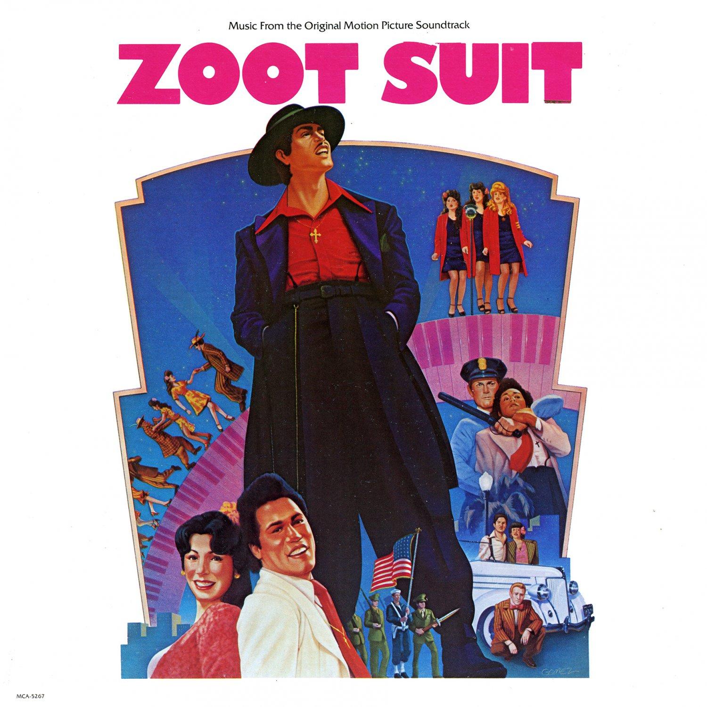 Zoot Suit 1981 Original Soundtrack Daniel Valdez Ost