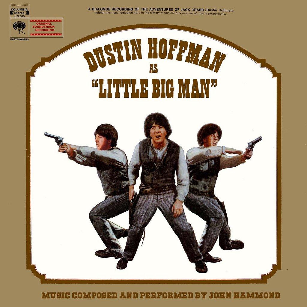 Little Big Man (1970) - Original Soundtrack, John Hammond OST LP/CD