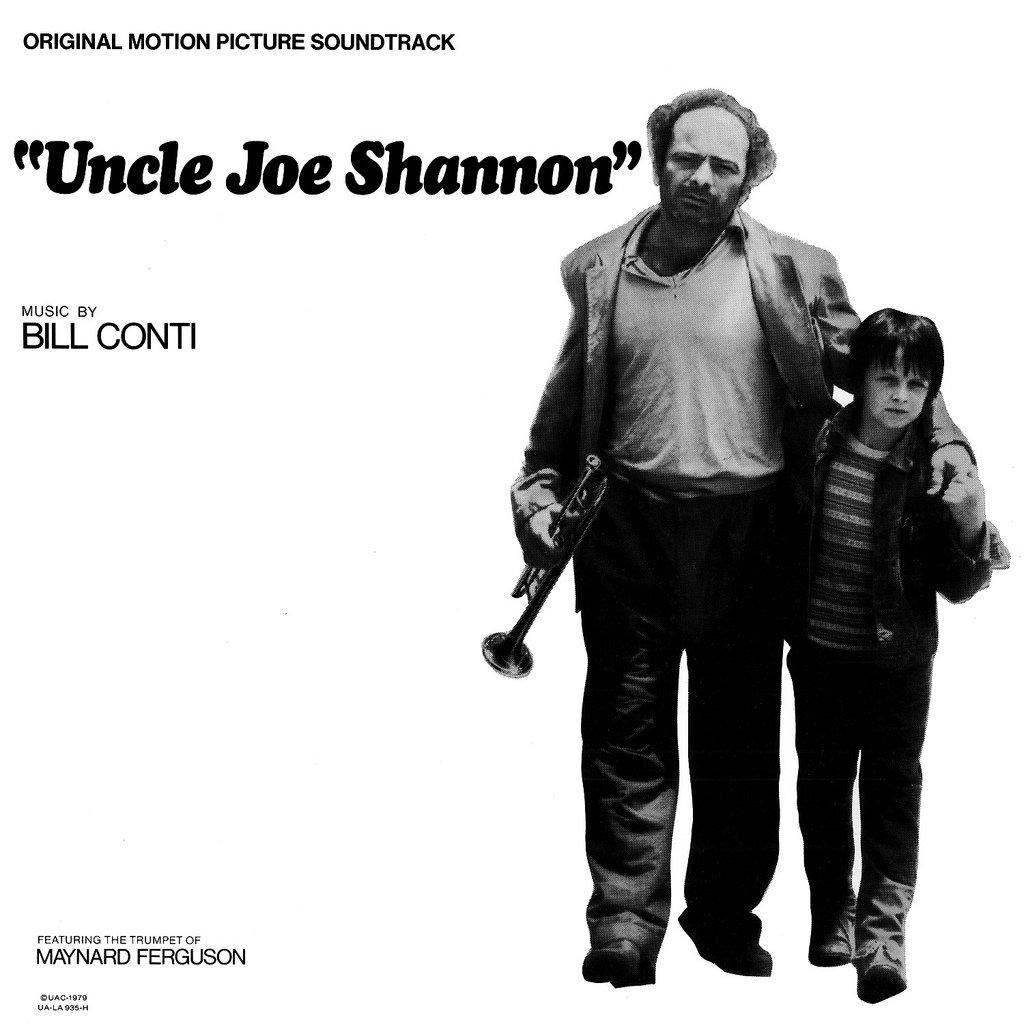 Uncle Joe Shannon (1979) - Original Soundtrack, Bill Conti OST LP/CD