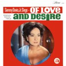 Of Love And Desire (1963) - Original Soundtrack, Ronald Stein & Sammy Davis Jr. OST LP/CD