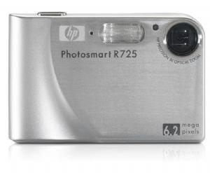 Hp Photosmart R725 6.2mp Slim Digital Camera
