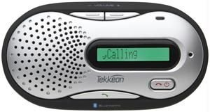 Tekkeon Et6000 Ezspeak Hands-Free Bluetooth Speakerphone With Caller Id