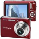 8 Mp Super Slim Dig Camera Red