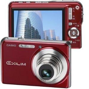 8 Mp Super Slim Dig Camera Red