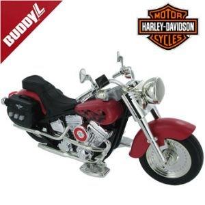 Harley Davidson Fatboy Model With Sounds