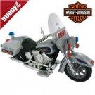 Harley Davidson Highway Patrol Model With Sound