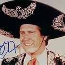 Chevy Chase Signed 8 X 10 Photo (3 Amigos)