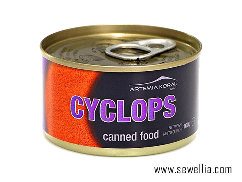 Canned Cyclops 100g