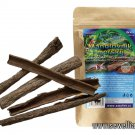 Indian Almond Tree Bark Tubes 6 pcs
