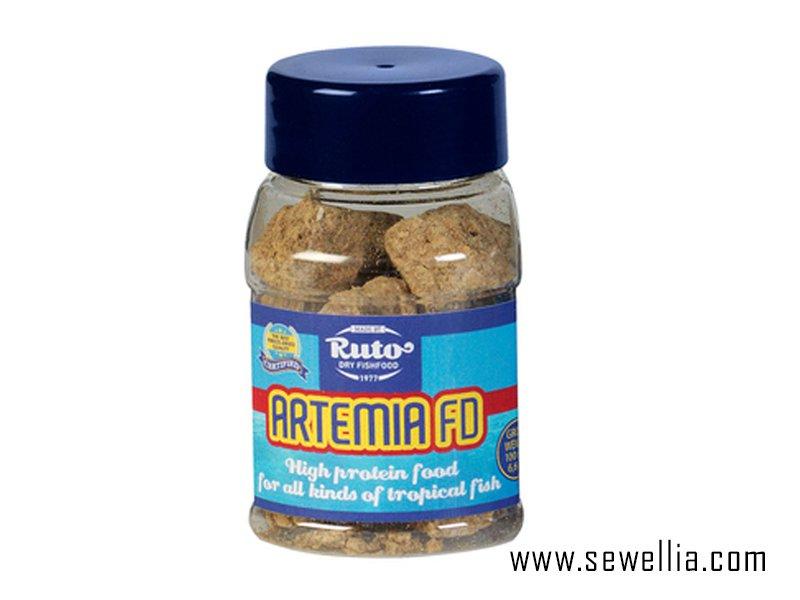 Freeze-Dried Artemia 100 ml