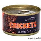 Canned Crickets 34g