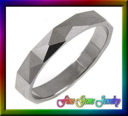 Men's Highest Quality Tungsten Ring - Size 10