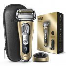 New Braun series 9 9399PS Gold Electric Shaver. Unopened