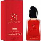 New Armani Si Passione Intense Eau de Parfum 100ml. Retail Package. Unopened
