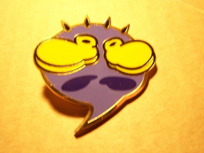 Disney Cast Yellow Shoes Creative Design Team (Logo) 2004