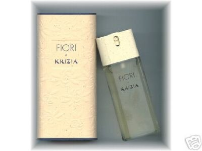 *FIORI di KRIZIA*Perfume Spray 1.87oz Made in Italy NIB