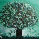 Christine ART Original Acrylic Painting MYSTERY* Signed