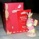 ROYAL DOULTON Bunnykins The Occasions Collection BIRTHDAY GIRL 2003 DB290