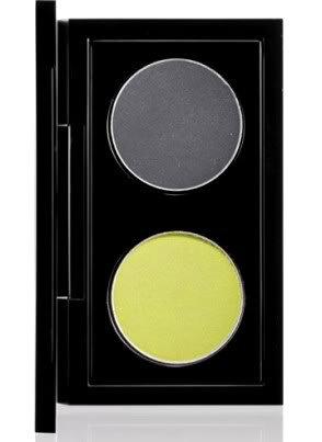 MAC Eyeshadow x2  DOUBLE FEATURE 2 Eye Shadow M.A.C Cosmetics NIB!